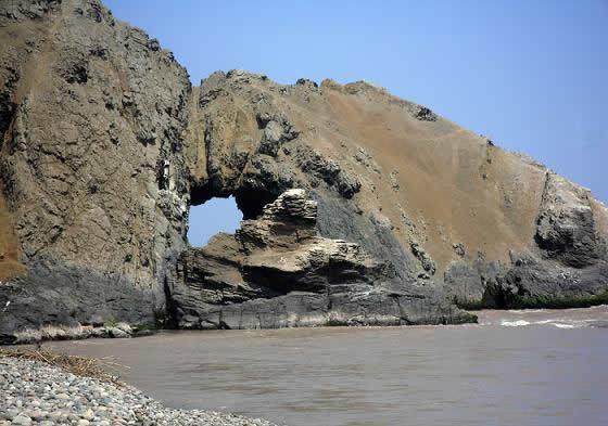 Desembocadura del Rio Mala