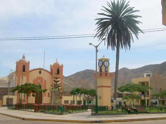 Distrito Santa Cruz de Flores