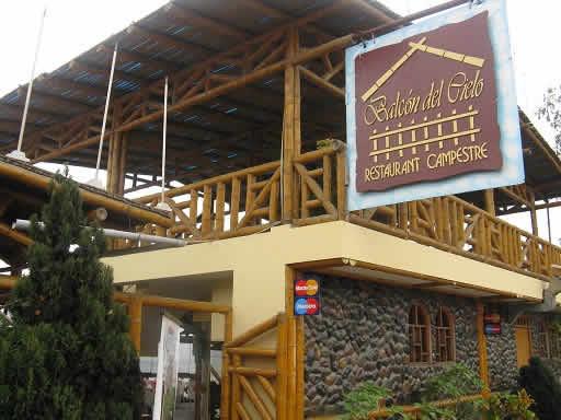 restaurante campestre azpitia